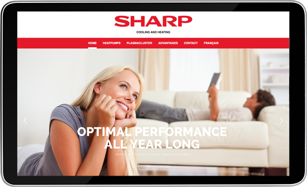 Sharp THU Series