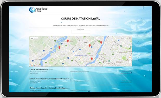 Aquatique Laval