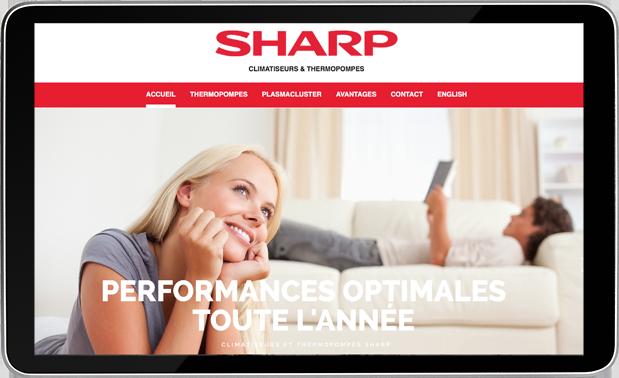 Sharp THU série